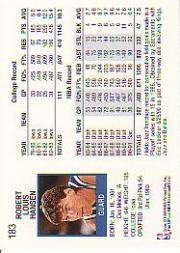 thumbnail 267 - 1991-92 Hoops Basketball (Pick Card From List 1-278) C58 5-21