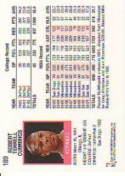 thumbnail 275 - 1991-92 Hoops Basketball (Pick Card From List 1-278) C58 5-21
