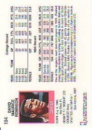 thumbnail 367 - 1991-92 Hoops Basketball Card Pick 1-250