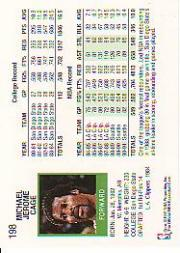 thumbnail 287 - 1991-92 Hoops Basketball (Pick Card From List 1-278) C58 5-21