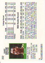 thumbnail 291 - 1991-92 Hoops Basketball (Pick Card From List 1-278) C58 5-21