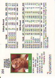 thumbnail 293 - 1991-92 Hoops Basketball (Pick Card From List 1-278) C58 5-21