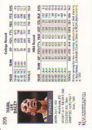thumbnail 295 - 1991-92 Hoops Basketball (Pick Card From List 1-278) C58 5-21