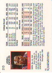 thumbnail 309 - 1991-92 Hoops Basketball (Pick Card From List 1-278) C58 5-21