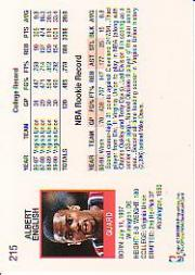 thumbnail 313 - 1991-92 Hoops Basketball (Pick Card From List 1-278) C58 5-21