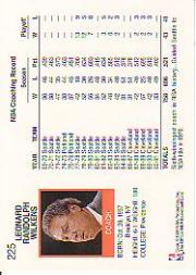 thumbnail 331 - 1991-92 Hoops Basketball (Pick Card From List 1-278) C58 5-21