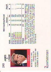 thumbnail 345 - 1991-92 Hoops Basketball (Pick Card From List 1-278) C58 5-21