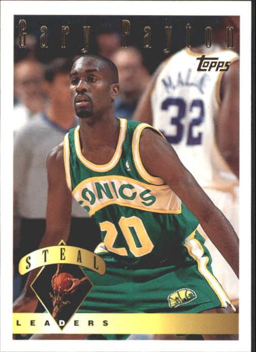 1993-94 Topps Finest Refractor #157 Dan Majerle Phoenix Suns Basketball Card Basketbal