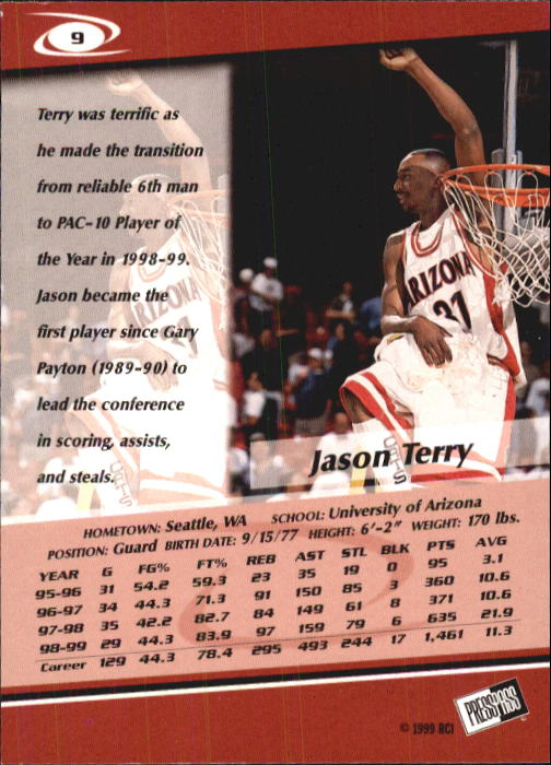 1999-Press-Pass-Basketball-Card-Pick thumbnail 17
