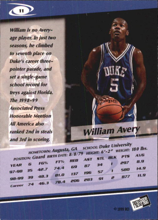 1999-Press-Pass-Basketball-Card-Pick thumbnail 21