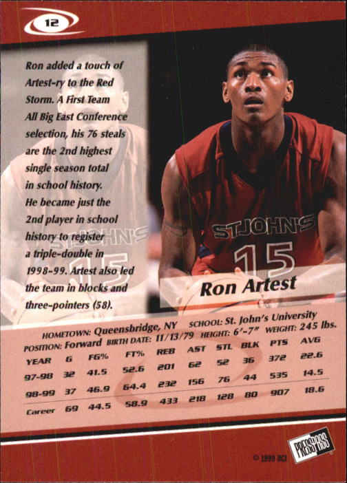 1999-Press-Pass-Basketball-Card-Pick thumbnail 23