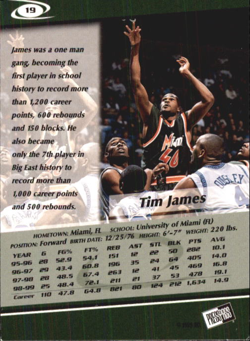 1999-Press-Pass-Basketball-Card-Pick thumbnail 35