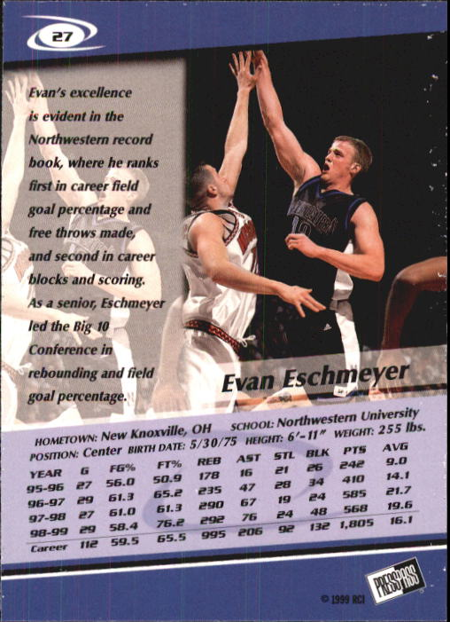 1999-Press-Pass-Basketball-Card-Pick thumbnail 49