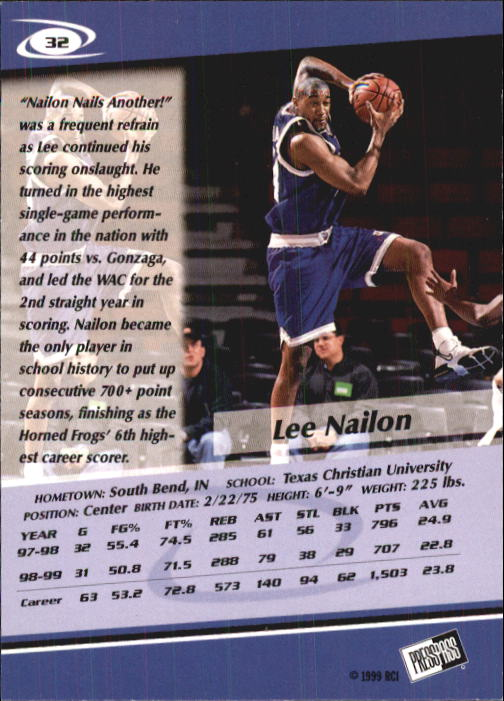 1999-Press-Pass-Basketball-Card-Pick thumbnail 59