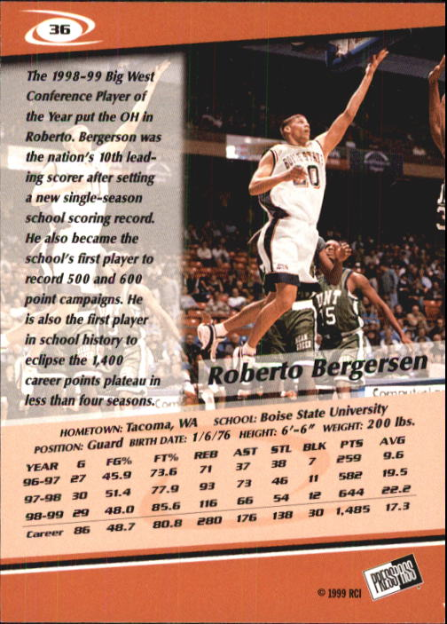 1999-Press-Pass-Basketball-Card-Pick thumbnail 67