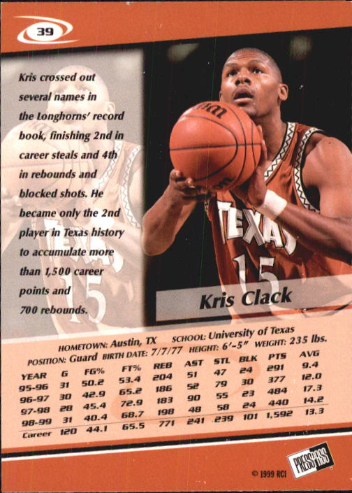 1999-Press-Pass-Basketball-Card-Pick thumbnail 73