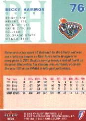 2002-Ultra-Wnba-Basketball-Carte-Choisissez miniature 153