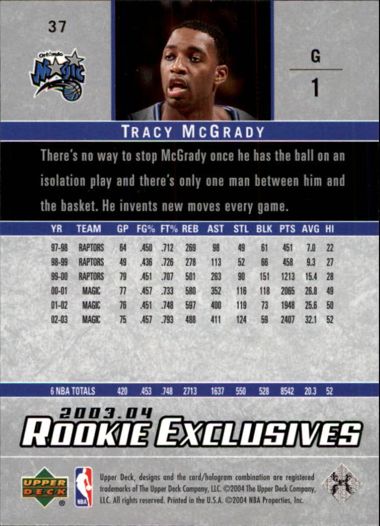 2003-04-Upper-Deck-Rookie-Exclusives-Basketball-Card-Pick thumbnail 68