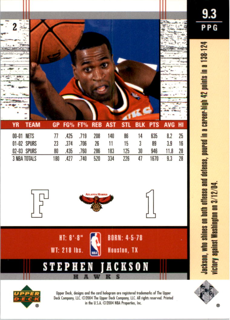 2003-04-Upper-Deck-Legends-Basketball-Cards-Pick-From-List thumbnail 5
