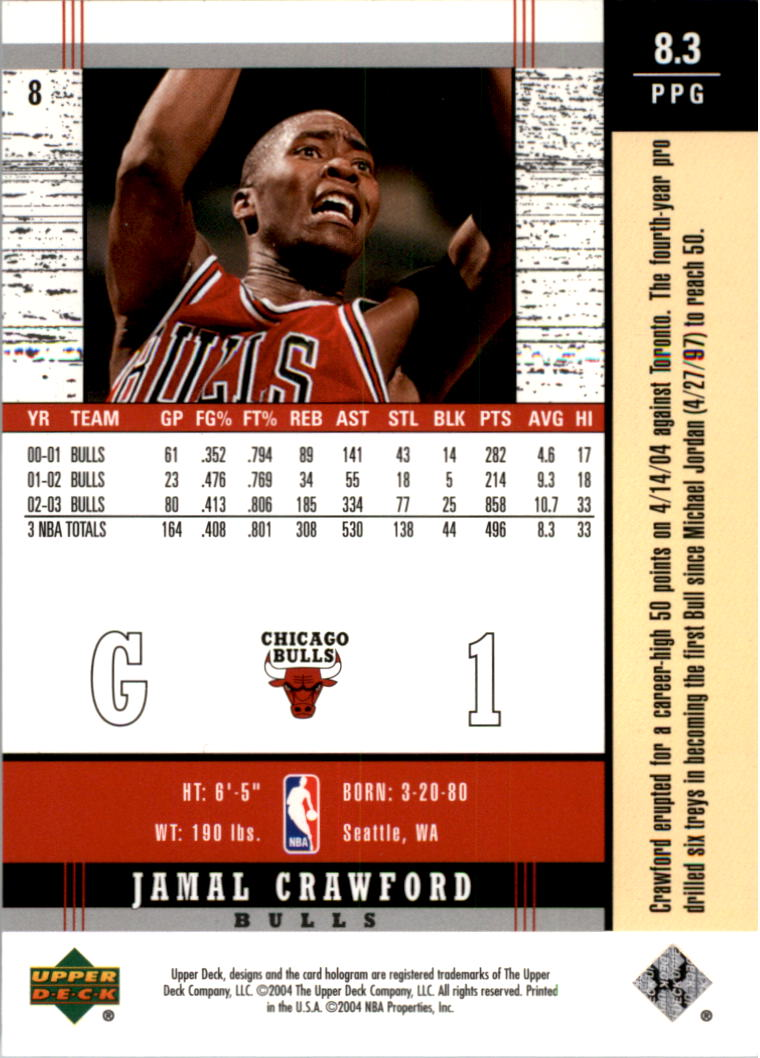 2003-04-Upper-Deck-Legends-Basketball-Cards-Pick-From-List thumbnail 17