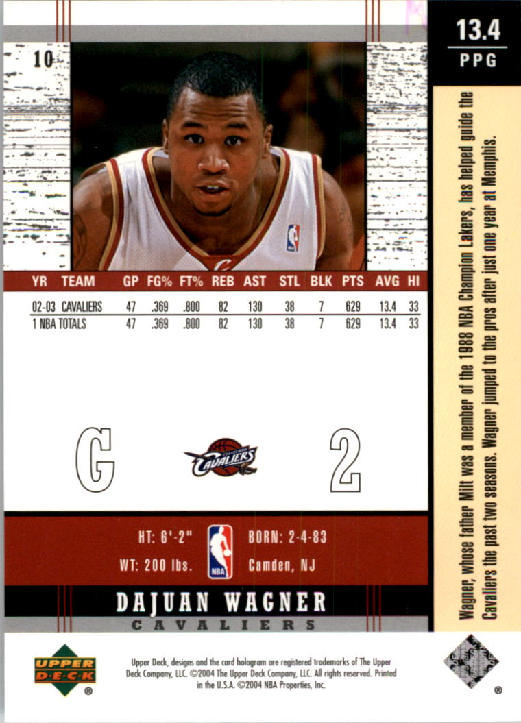 2003-04-Upper-Deck-Legends-Basketball-Cards-Pick-From-List thumbnail 21