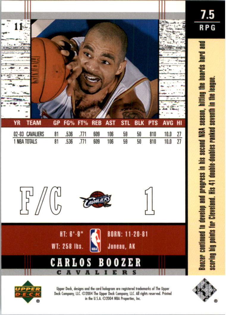 2003-04-Upper-Deck-Legends-Basketball-Cards-Pick-From-List thumbnail 23