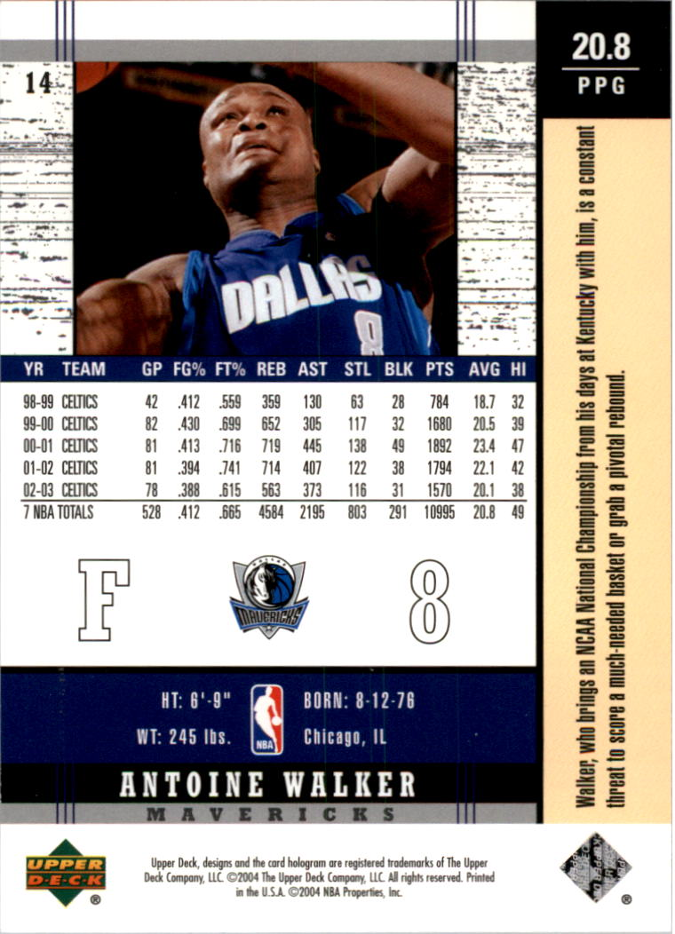 2003-04-Upper-Deck-Legends-Basketball-Cards-Pick-From-List thumbnail 29