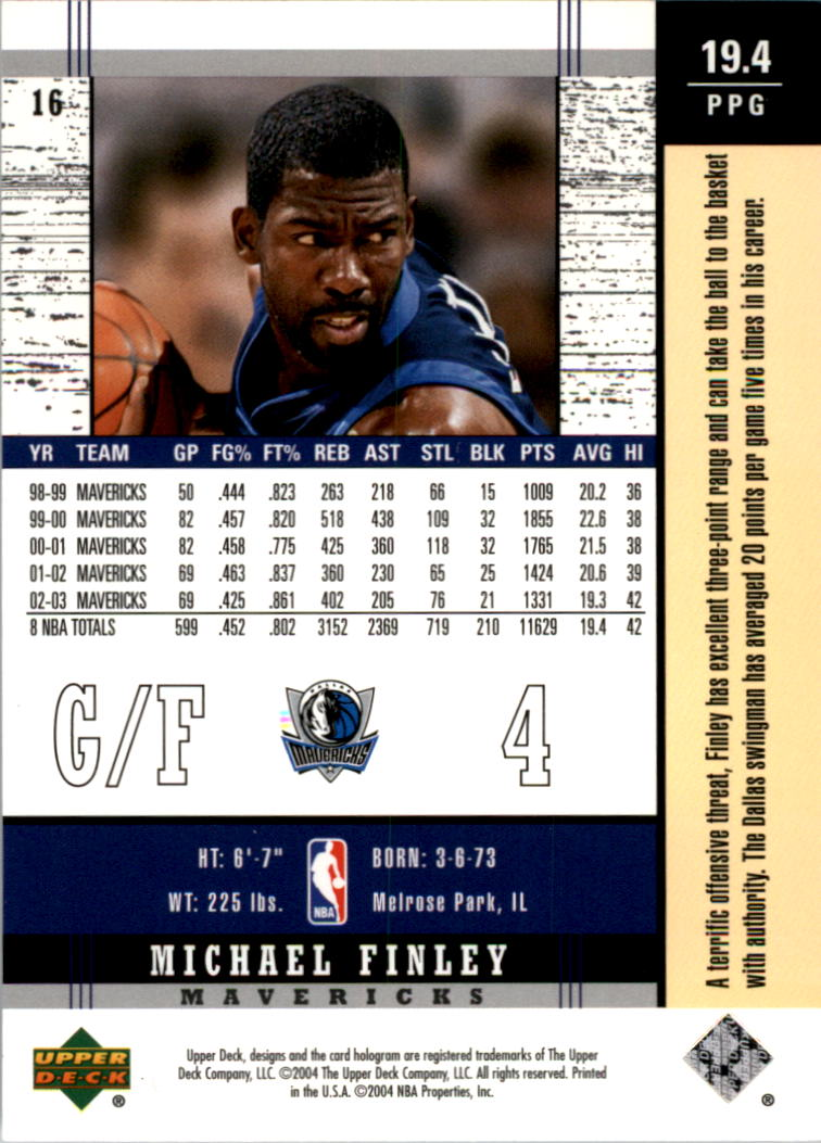 2003-04-Upper-Deck-Legends-Basketball-Cards-Pick-From-List thumbnail 33