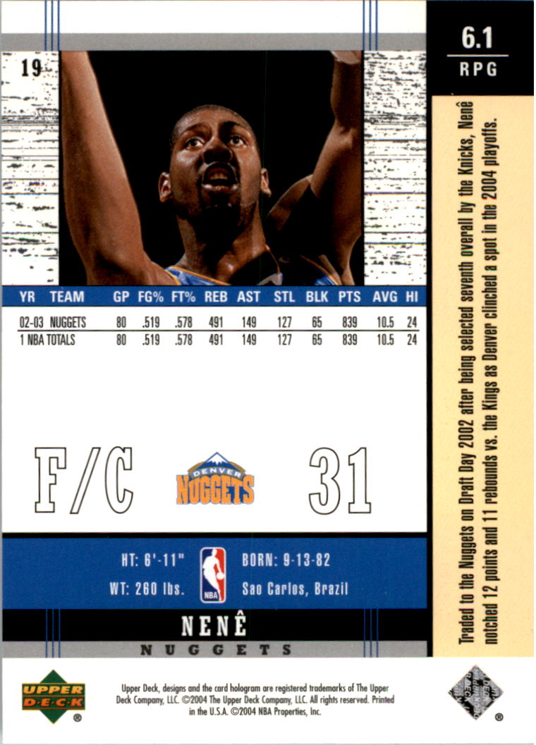 2003-04-Upper-Deck-Legends-Basketball-Cards-Pick-From-List thumbnail 39