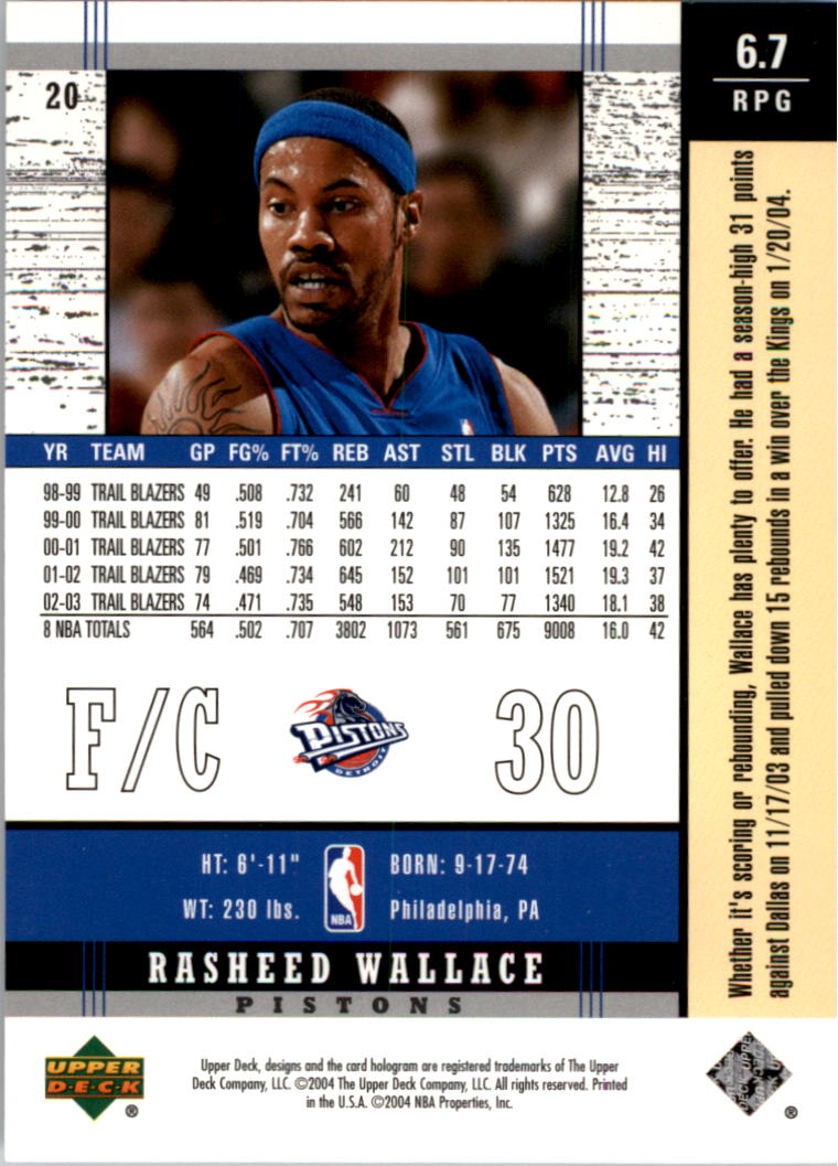 2003-04-Upper-Deck-Legends-Basketball-Cards-Pick-From-List thumbnail 41