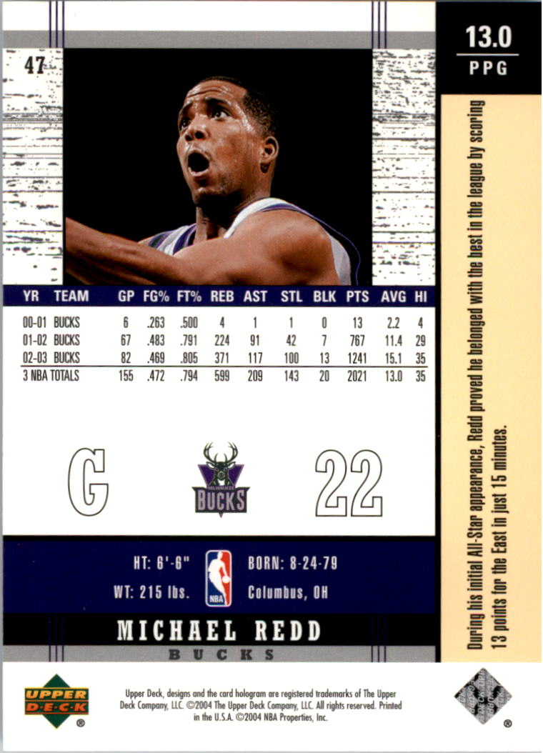 2003-04-Upper-Deck-Legends-Basketball-Cards-Pick-From-List thumbnail 93