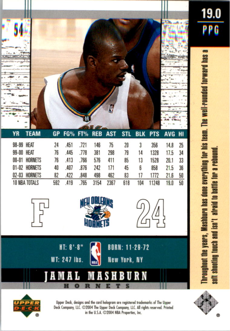 2003-04-Upper-Deck-Legends-Basketball-Cards-Pick-From-List thumbnail 107
