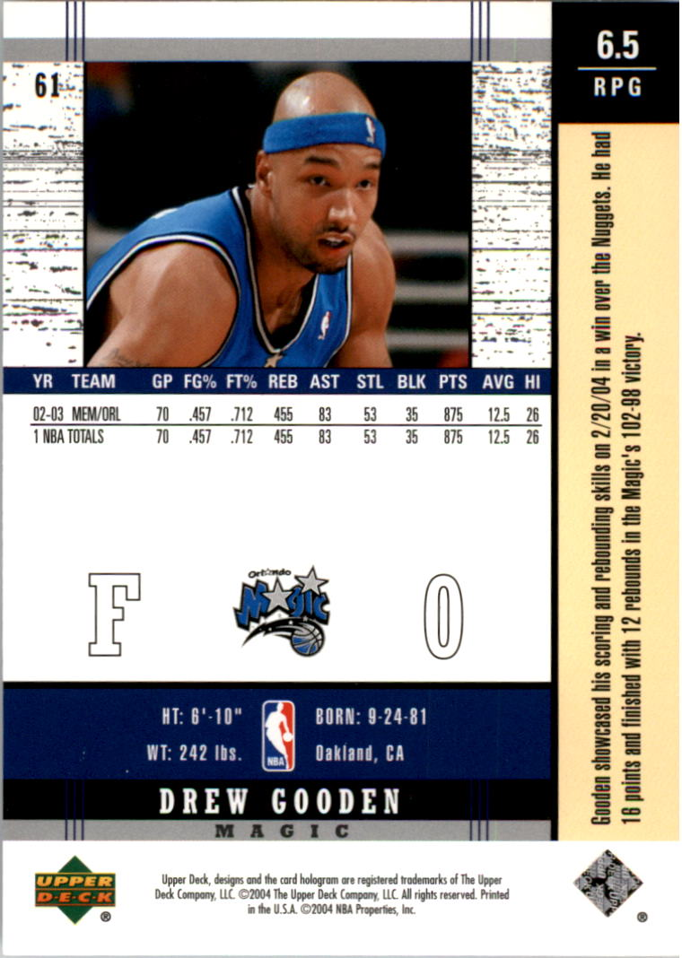 2003-04-Upper-Deck-Legends-Basketball-Cards-Pick-From-List thumbnail 121