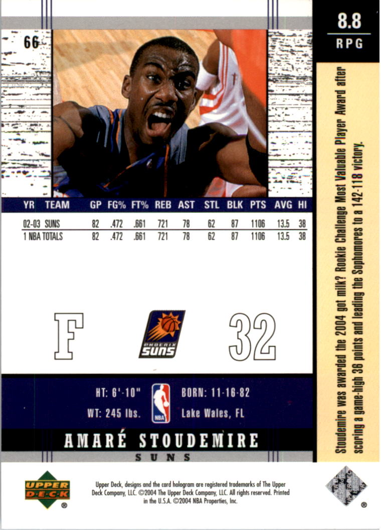 2003-04-Upper-Deck-Legends-Basketball-Cards-Pick-From-List thumbnail 131