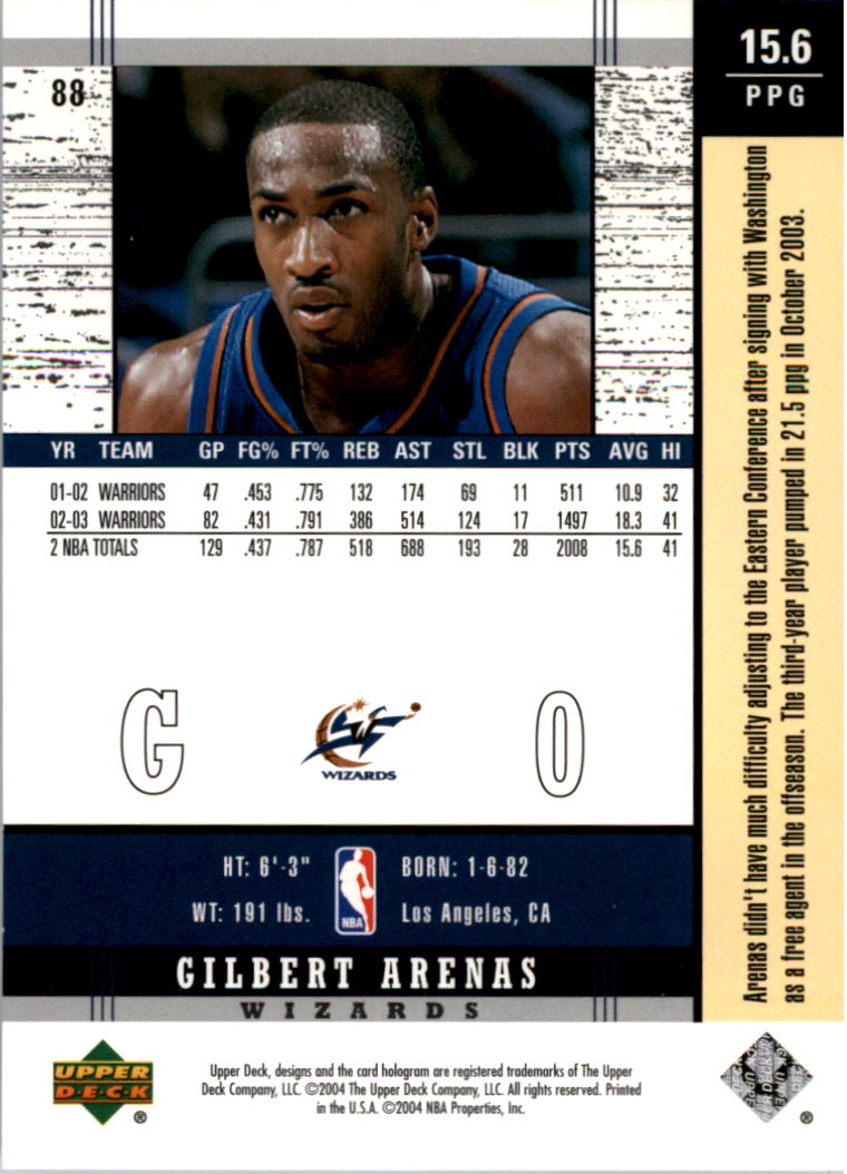 2003-04-Upper-Deck-Legends-Basketball-Cards-Pick-From-List thumbnail 175