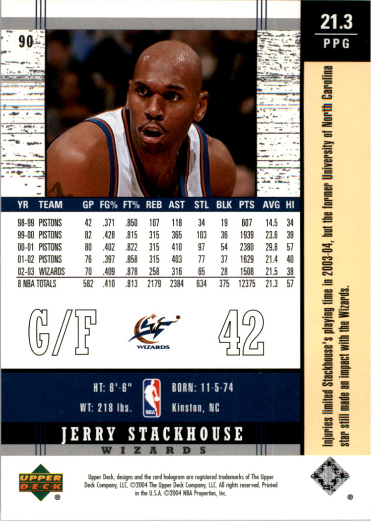 2003-04-Upper-Deck-Legends-Basketball-Cards-Pick-From-List thumbnail 179