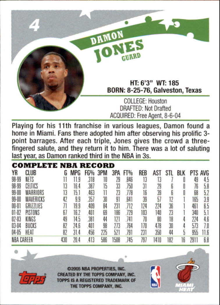2005-06-Topps-Basketball-Cards-Base-Set-Pick-From-List thumbnail 9