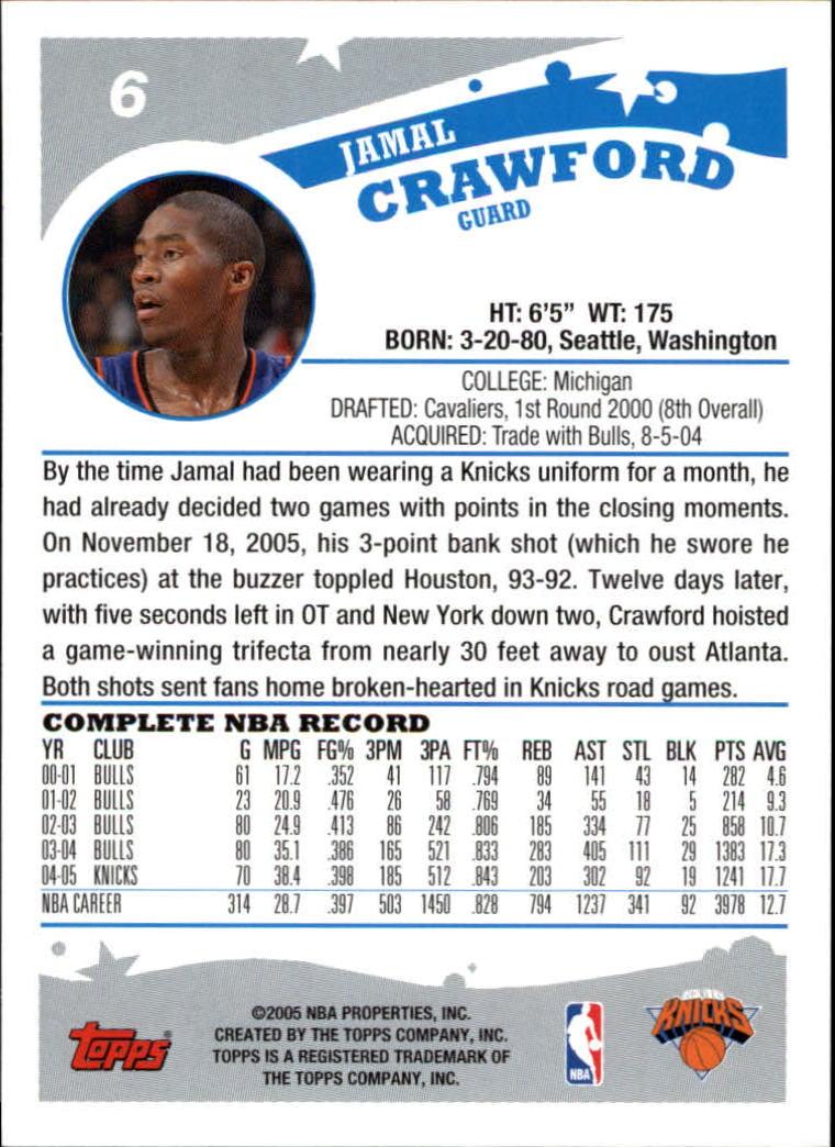 2005-06-Topps-Basketball-Cards-Base-Set-Pick-From-List thumbnail 13