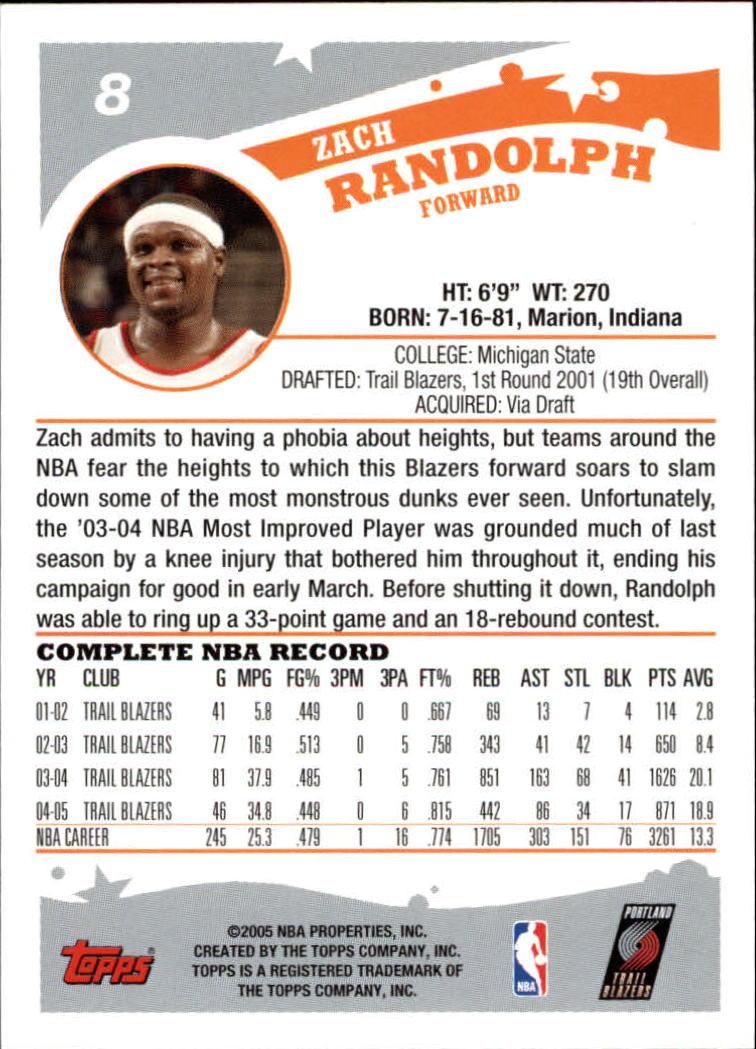 2005-06-Topps-Basketball-Cards-Base-Set-Pick-From-List thumbnail 17