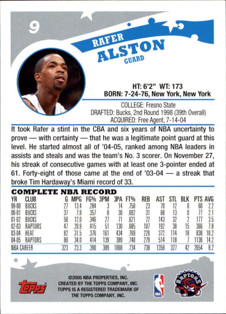 2005-06-Topps-Basketball-Cards-Base-Set-Pick-From-List thumbnail 19