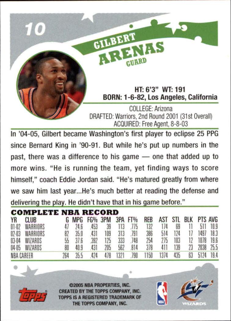 2005-06-Topps-Basketball-Cards-Base-Set-Pick-From-List thumbnail 21