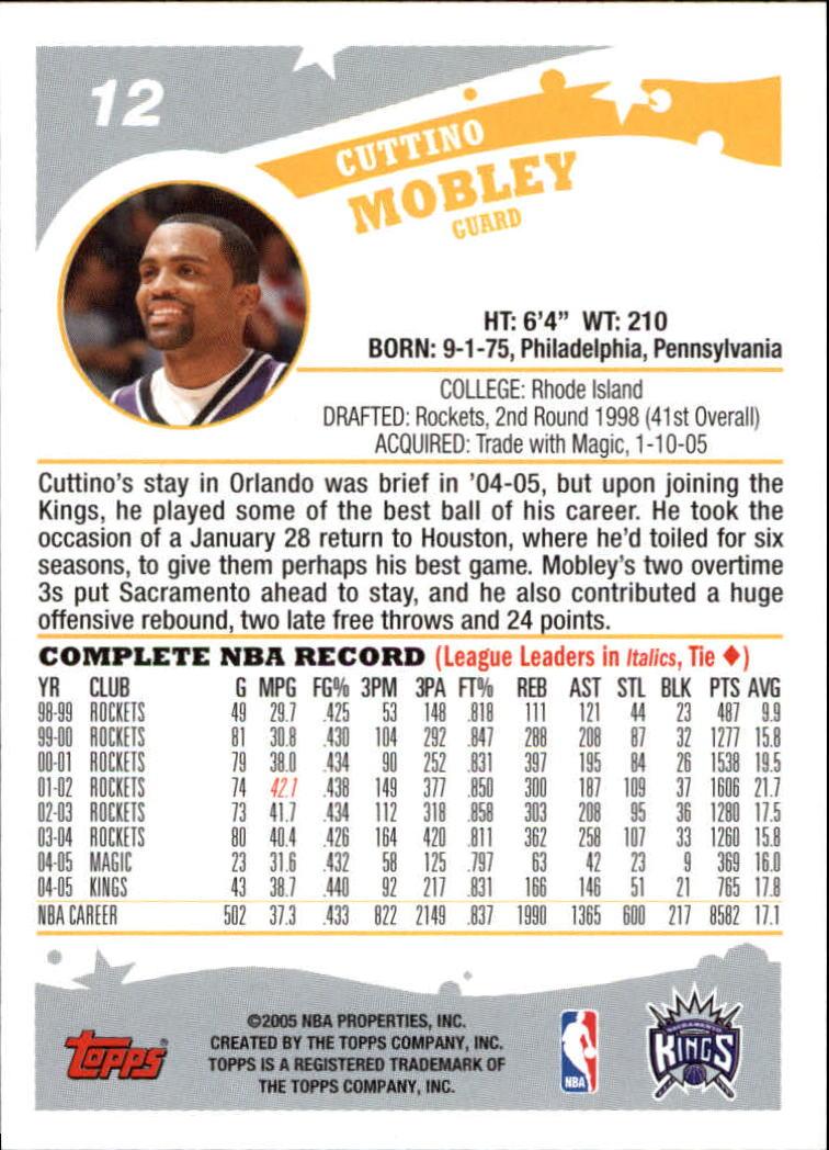 2005-06-Topps-Basketball-Cards-Base-Set-Pick-From-List thumbnail 25