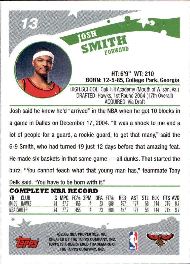 2005-06-Topps-Basketball-Cards-Base-Set-Pick-From-List thumbnail 27