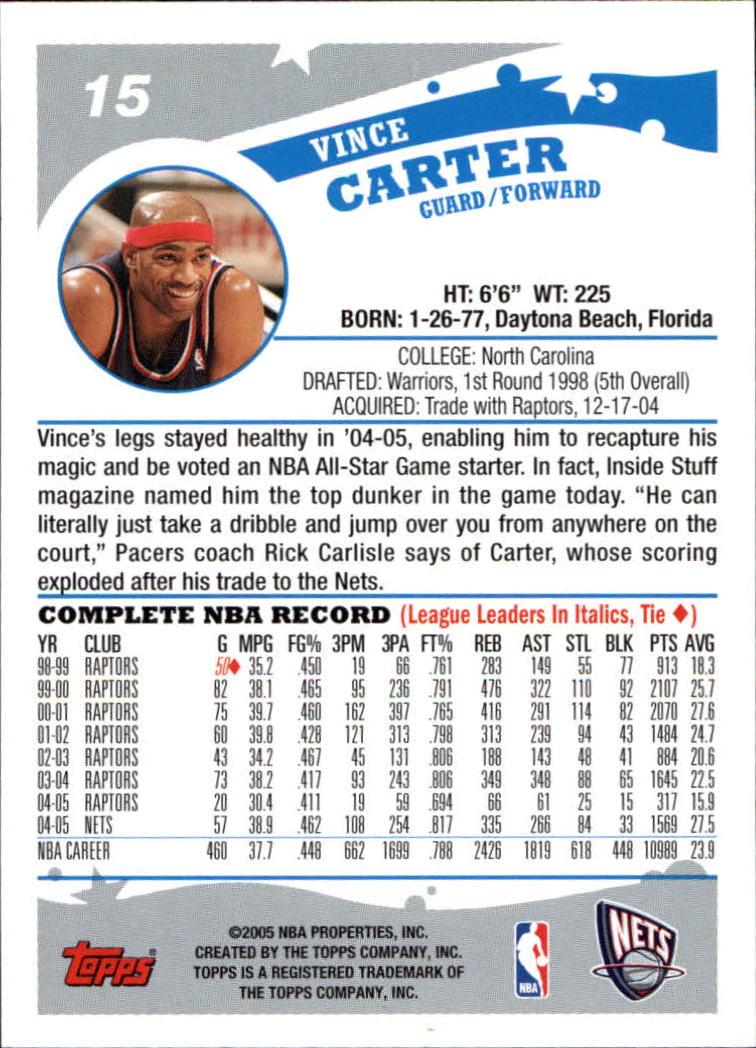 2005-06-Topps-Basketball-Cards-Base-Set-Pick-From-List thumbnail 31