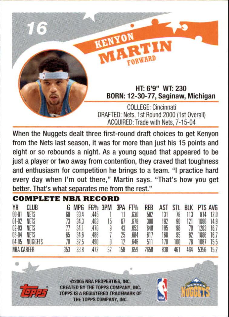 2005-06-Topps-Basketball-Cards-Base-Set-Pick-From-List thumbnail 33
