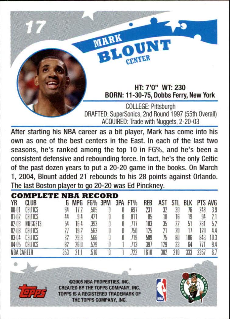 2005-06-Topps-Basketball-Cards-Base-Set-Pick-From-List thumbnail 35