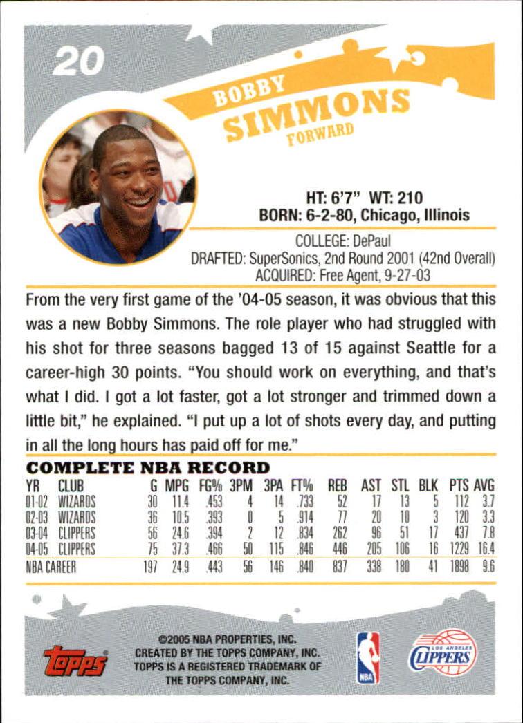 2005-06-Topps-Basketball-Cards-Base-Set-Pick-From-List thumbnail 41