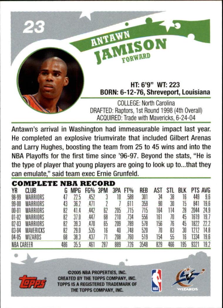 2005-06-Topps-Basketball-Cards-Base-Set-Pick-From-List thumbnail 47