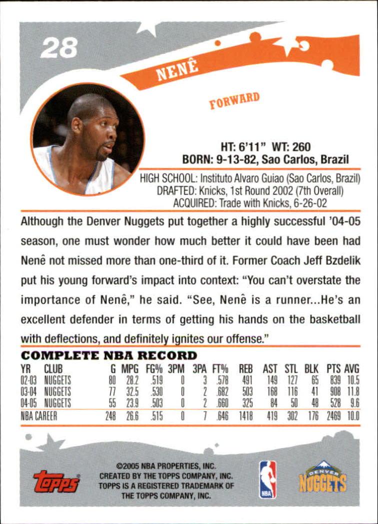 2005-06-Topps-Basketball-Cards-Base-Set-Pick-From-List thumbnail 57