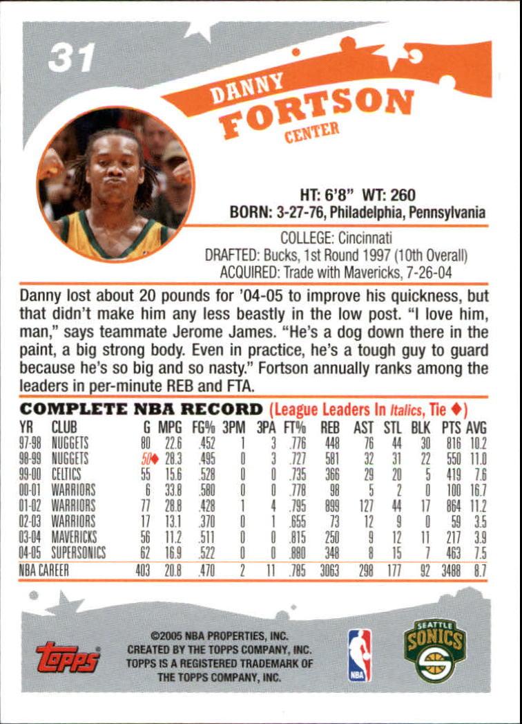 2005-06-Topps-Basketball-Cards-Base-Set-Pick-From-List thumbnail 63